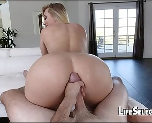 Big breasts babe toy