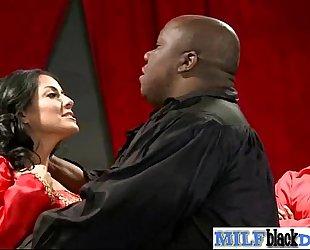 Sex tape with biggest black cock in soaked muff aged white slutty wife (kiara mia) clip-15