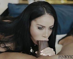 Victoria latin sweetheart interracial bbc fuck - watch pt. 2 on pornboobshub.com
