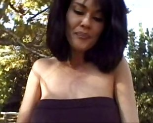Smokin Hot Brunette Candy Roxxx Ass Licked and Fucked