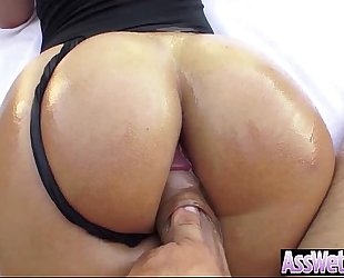Hard anal team fuck with big curvy booty white bitch (kelsi monroe) movie-15