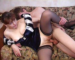 Horny mum