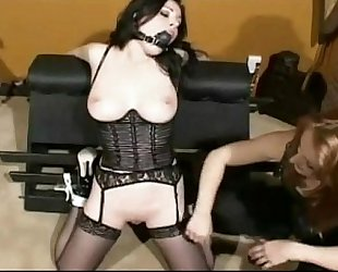 BDSM - Anastasia Pierce and MIstress Gemini