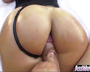 (kelsi monroe) wench housewife with big round wazoo like deep anal sex movie-17