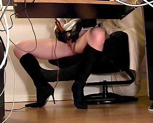 Hidden secretary cam pt 5