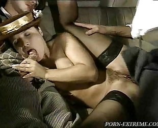 She Desperately Needed That Ride!