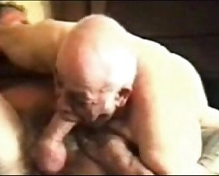 Mature gay older men and hairy daddies