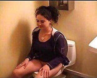 Turkish girl - Toilet Hidden Cam