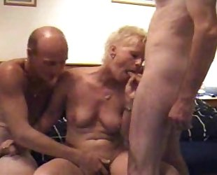 Friends Fucking his Wife