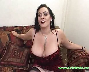 Busty Milf got a Mouthful