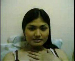 Big boobs asian girl masturbating for self satisfaction