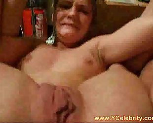 Hot girlfriend who loves anal sex