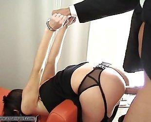 Master and his slavegirl (part 2)