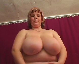 Chubby fatty cute housewife and her hubbo sex