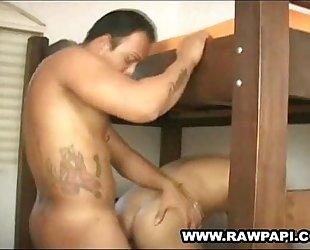 Hot Latino Men Bareback Sex