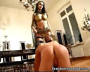 Egyptian Femdom Mistress