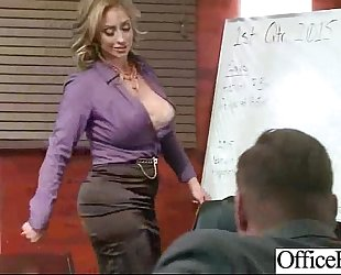 Sex sexy action in office with nasty horny slut dirty slut wife (eva notty) video-20